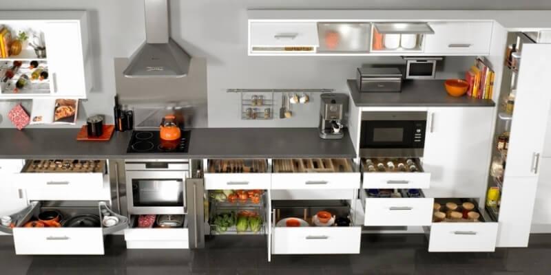 modular kitchen salem